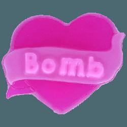 HEART DESIRE' SHAPED BOMB COSMETICS