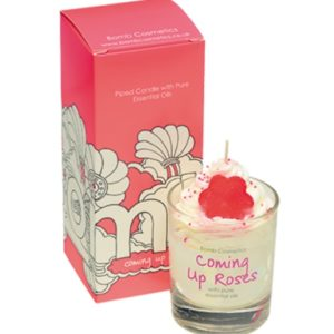 CANDELA BOMB COSMETICS COMING UP ROSE