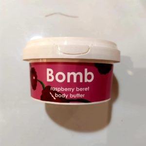 BURRO CORPO RAPSBERRY BOMB COSMETICS