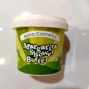 SHOWER BUTTER MARGARITA CLEANSING BOMB COSMETICS