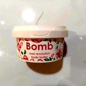 BURRO CORPO ROSE REVOLUTION BOMB COSMETICS