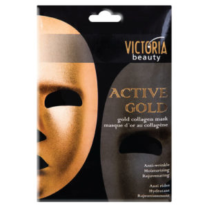 ACTIVE GOLD MASK VICTORIA BEAUTY
