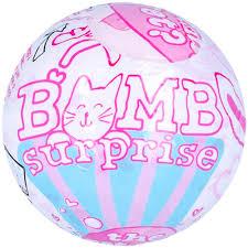 BATH BOMB SURPRISES BOMB COSMETICS