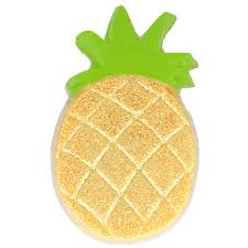 PINEAPPLE CROWN SHAPED SOAP  BOMB COSMETICS