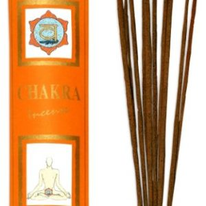 INCENSI CHAKRA-Swadhisthana