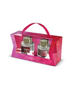COFANETTO DUE DIFFUSORI 40 ML.