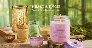 Heart&home Candles