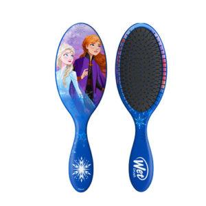WER BRUSH Spazzola districante Disney Frozen 2, Anna ed Elsa