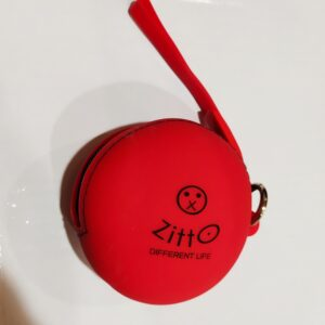 ZITTO MASK MELLOW ROSSO