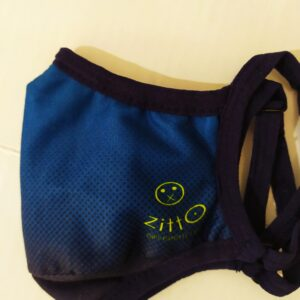 ZITTO MASK AIR SAPPHIRE BLUE