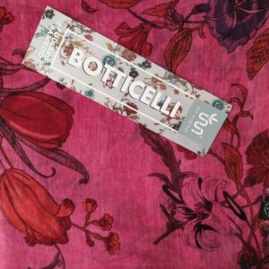 FOULARD INNBAMBOO ART COLLECTION BOTTICELLI